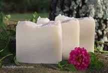 DIY soaps and beauty products