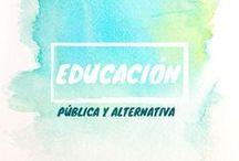 Educación Pública alternativa