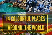 Amazing Places To Visit Around The World