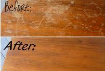 Furniture Restoring