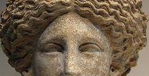 Ancient Greece, sculptures