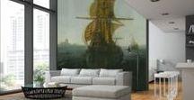 ZEEZICHTEN - KUNSTIG BEHANG / MEGAWALL levert een collectie van de meest beroemde schilderijen uit de kunstgeschiedenis.  Alle dessins zijn te verkrijgen in 2 maatvoeringen (Large en Small) en 3 kleurstellingen (Normaal, Zwart/Wit en Arty)  Wij leveren 4 verschillende behang-materialen.  Maatwerk is mogelijk, neem contact op voor offerte: megawall@megamedia.nl