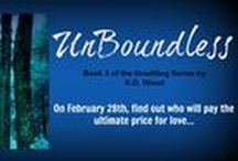 Unboundless / Unboundless is the third book of the Unwilling series