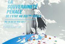 [Colloque] 2017/05 - Articles - Congrès SFDI / La souveraineté pénale des Etats au XXIe siècle