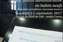 [Colloque] 2017/09/15 La justice administrative en habits neufs / 3e rencontres interrégionales du droit public
