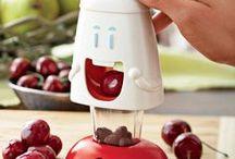 Kitchenware / Les objets culinaires pratiques et/ou insolites
