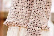 Favorite Crocheting / Various favorite crochet patterns as projects-to-be.