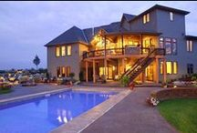 Home Exteriors / Newly-built homes with breathtaking exteriors.