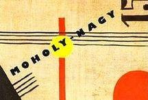 Moholy-Nagy. Krisztina Passuth / by Whitney Conti