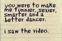 funny:):):) ( i thinkhahah) or maybe not / by Angel Rinaatje