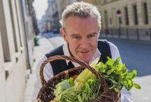 Portrait of chef / Portrait de chefs et pâtissiers de renom