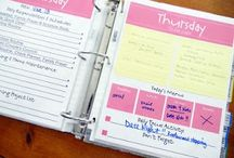 Planner & Organizing