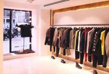 TWEEN Store in Passeig de Gracia 114 (Barcelona) / Proyecto de interiorismo de la nueva tienda de la marca de moda masculina TWEEN en el Passeig de Gracia 114 de Barcelona