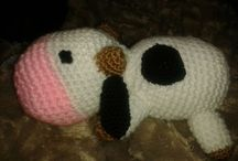 Manualidades BY MTM / Muñequitos hechos a mano. Little toys hand made