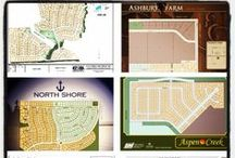 New Subdivisions / We will build anywhere you'd like to call home, from helping you choose the right neighborhood to adding the finishing touches on your custom home we want you to live in what you love! We are happy to announce we are one of the exclusive builders in the following areas. Lots are going fast, contact us today to help you find the perfect location for your dream home!