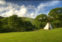 Welsh One Off Places / Over 50 charming, characterful and often quirky holiday accommodation options in Wales from One Off Places.