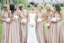 Bridesmaids / Find ideas for bridesmaids dresses for every budget. / by InWeddingdress.com