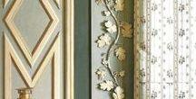 detalles decorativos / decoración sobre paredes