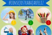#Consejostrabajarfeliz / Participantes en nuestro concurso de consejos para ser más feliz en el trabajo.  http://www.eboca.com/ebocame/nuevo-concurso-consejostrabajarfeliz
