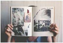 Kunst journaling