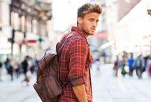 Streetstyles für Ihn / Hier zeigen wir Euch trendige Streetstyles für Männer.