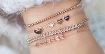 Beautiful Jewerly / Hier zeigen wir euch unsere liebsten Schmuckstücke und Trends  von Ringen über Ketten, Armreifen, Ohrringen, Uhren, Gold, Silber, Roségold und vieles mehr!