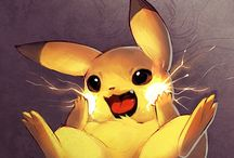 """Pokémon / (DISCLAIMER: the stuff in here isn't made by me if you would like to see check out """"my things..."""")(●°w°●)"""