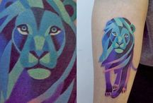 """Amazing tattoos / (DISCLAIMER: I did not make these pictures or the tattoos but if you would like to check out my stuff go to the map """"my things..."""")"""