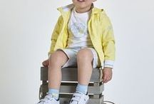 Mitch & Son / Mitch & Son was born in 2012 for toddlers and boys. The company is based in Scotland but also has designers located in the Netherlands who's focus is to create and produce a quality brand. Cool, fresh and clean styling in friendly colors that mums love. Classic styling and quality.