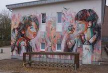 Street Art in Dortmund / Anlässlich des Street Art Festivals in Dortmund vom 11.05 bis 21.05.2016 zeigen wir euch hier wunderbare Street Art Inspirationen aus Dortmund.