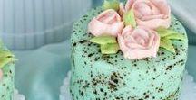 Delicious Cakes / Leckere Inspirationen für Kuchen und Torten! Viele Zutaten bekommt ihr übrigens auch bei uns in der Thier-Galerie!