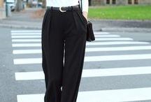 clothes: pants & short / by Azuul Gabrielle