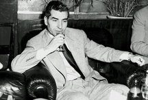 Lucky Luciano / by Anet McPherson