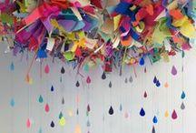 celebrate & recycle / by Chris Bellamy - artist