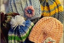 Knit and Crochet / Do you love to Knit and Crochet items for your shoe box gifts?