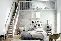 Give me a loft and I'll live in it! / loft love for life