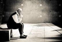 Yalnız Adamlar / Lonely Men / Yalnız adam, yaşlı adam, balıkçı, lonely man, old man, fisherman