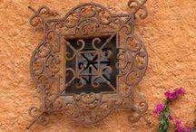 Iron Gates & ,Staircase,Balconies,Architectural Designs / by Maria Rivas