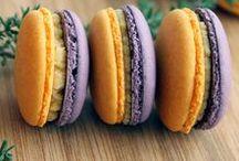 Macarons / Great Displays for Macarons