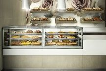 Pastry & Bakery Displays