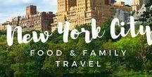 NYC Food & Travel / We are fortunate to call NYC, our hometown. A city so diverse so diverse, we can transport ourselves, at any given moment, and dream we have traveled to another town in another country, through a dish. Come join us in our home, New York City and enjoy the best of what she has to offer in food and family travel
