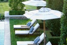 Outdoors: Pool Ideas / Beautiful ideas to inspire my pool landscaping & decor.