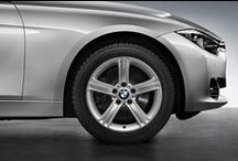 BMW Winter and Cold Weather Tyres