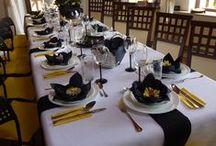 Table - Decoration / Piękne i niebanalne nakrycia stołu