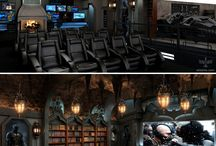 Home: Man Caves / For my husband!