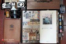 Traveler´s Notebook Inspiration