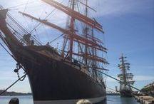 Escale à Sète / Escale à Sète, fête des traditions maritimes. Prochaine édition du 22 au 28 mars 2016