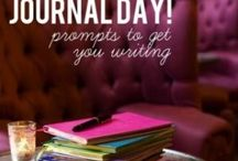 (Art) Journaling - Writing Prompts
