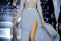 Beautiful evening gowns... / Beautiful evening gowns