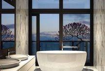 Bathroom & decorating ideas...